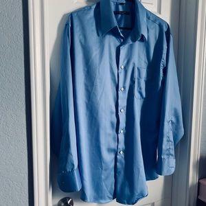 Geoffrey Beene Men's Dress Shirt Size XL